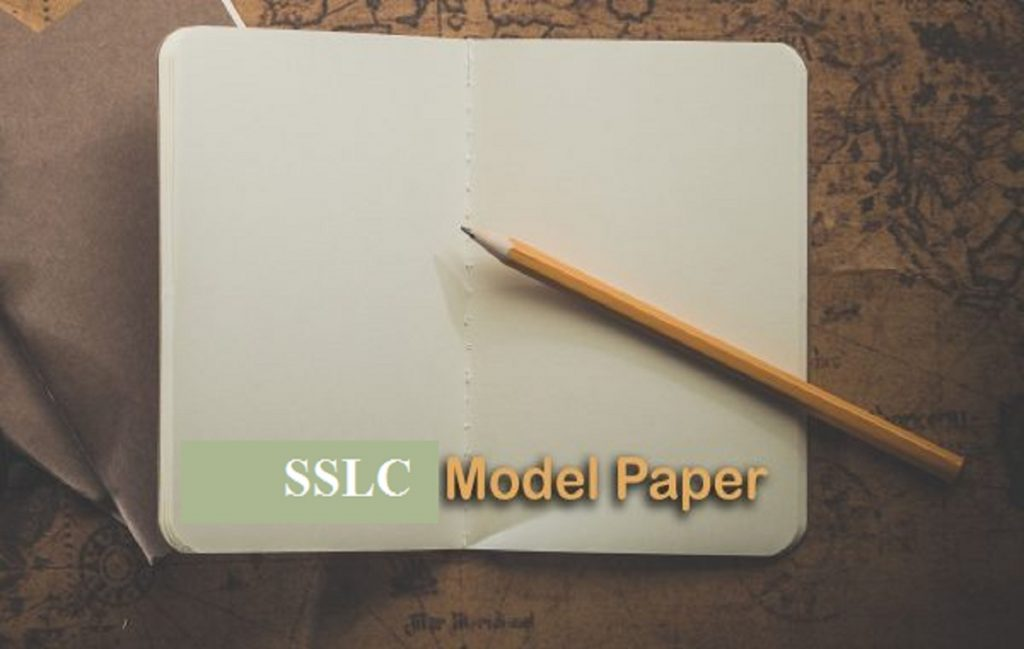 TN SSLC Model Paper 2021 TN 10th Questions Paper 2021